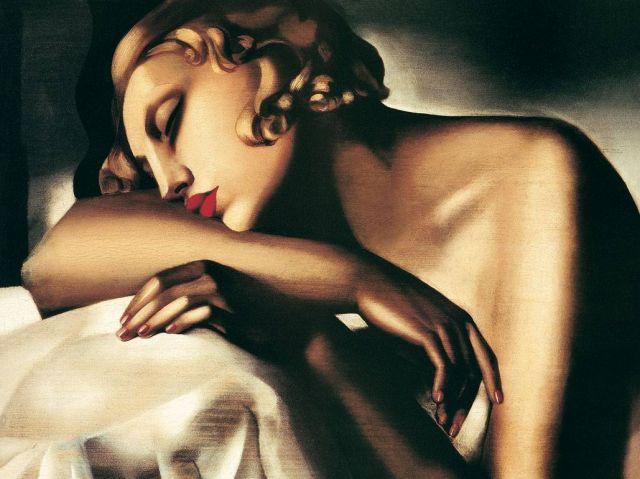 Il 16 maggio 1898 nasce Tamara de Lempicka
