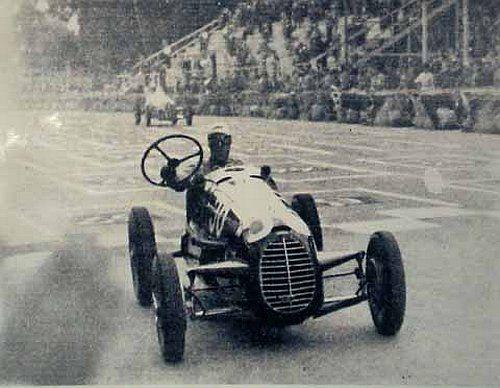 Il 16 novembre 1892 nasce Tazio Nuvolari