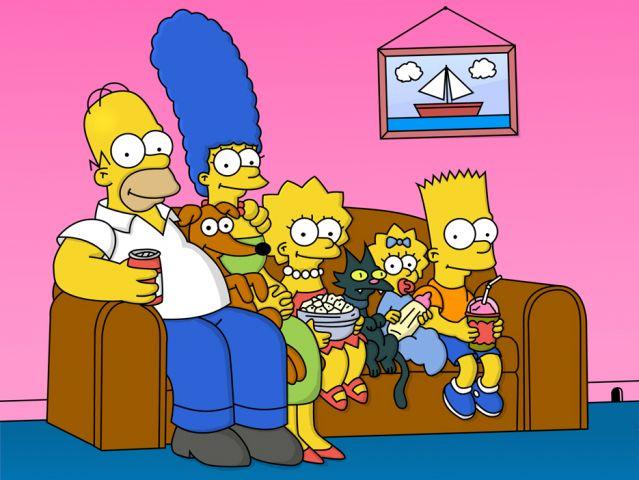 Il primo episodio dei Simpson