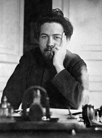 Il 17 gennaio 1860 nasce Anton Čechov