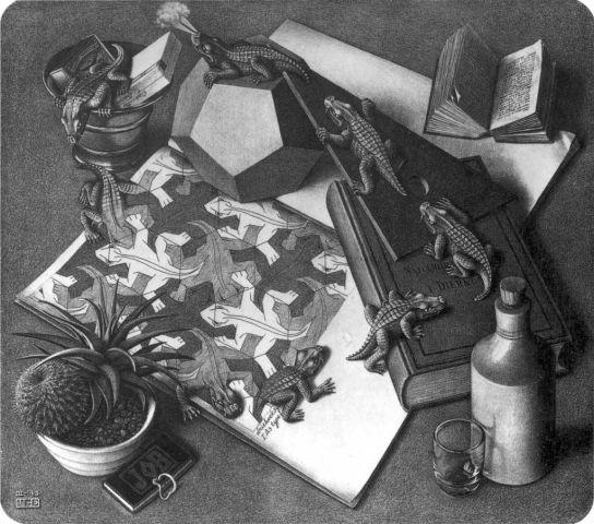 Il 17 giugno 1898 nasce Maurits Escher