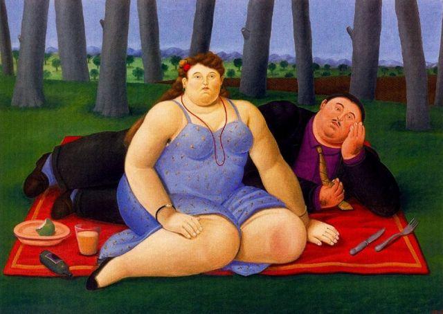 Il 19 aprile 1932 nasce Fernando Botero