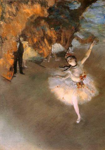 Il 19 luglio 1834 nasce Edgar Degas