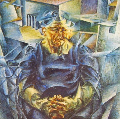 Il 19 ottobre 1882 nasce Umberto Boccioni