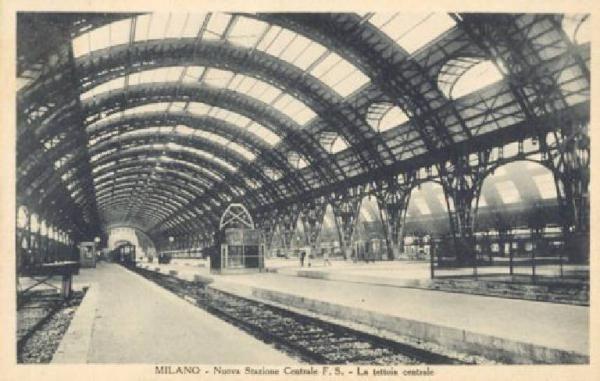 La nuova Stazione di Milano