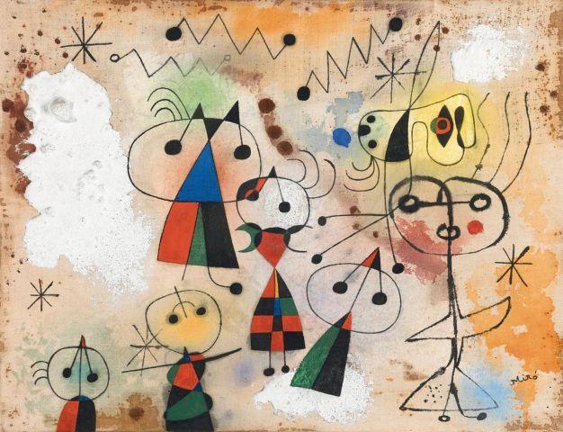Il 20 aprile 1893 nasce Joan Miró