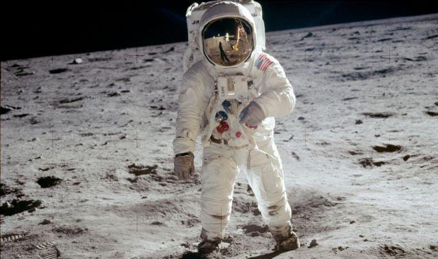 L'uomo sbarca sulla Luna