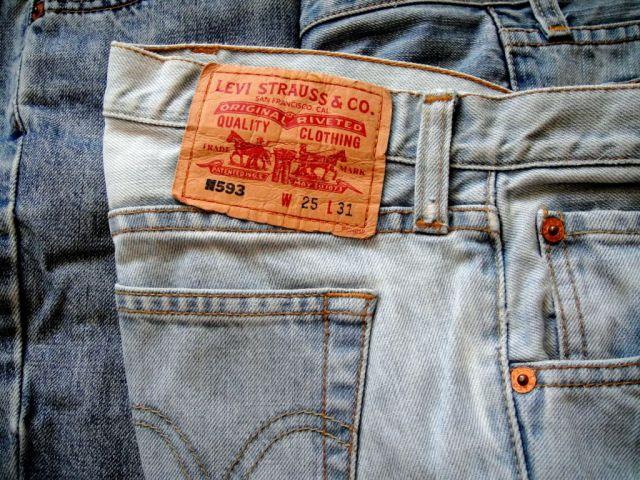 I primi Blue Jeans