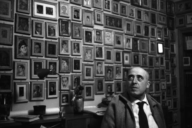 Il 20 settembre 1902 nasce Cesare Zavattini