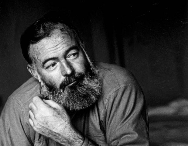Il 21 luglio 1899 nasce Ernest Hemingway