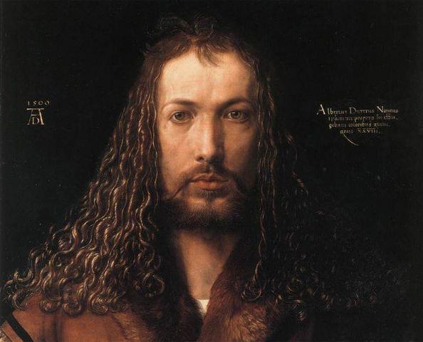 Il 21 maggio 1471 nasce Albrecht Dürer
