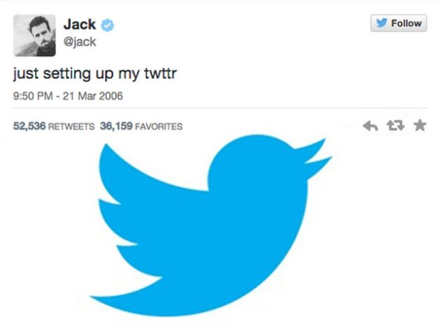 Il primo Tweet