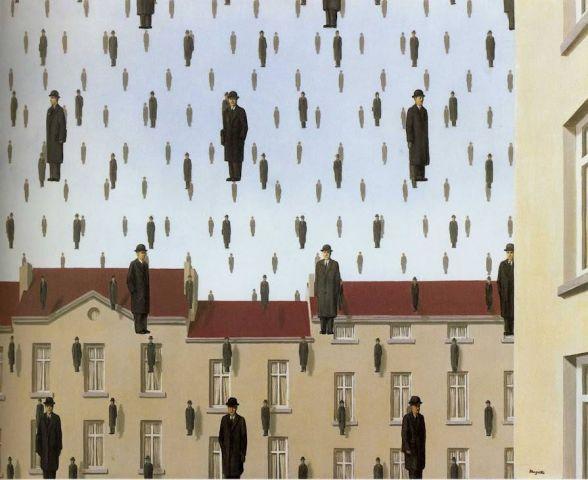 Il 21 novembre 1898 nasce René Magritte