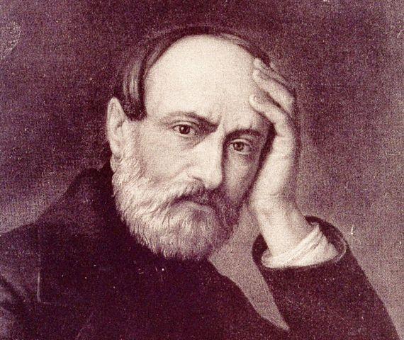 Il 22 giugno 1805 nasce Giuseppe Mazzini