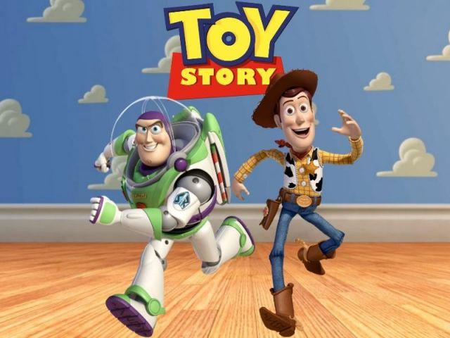 Esce Toy story al cinema