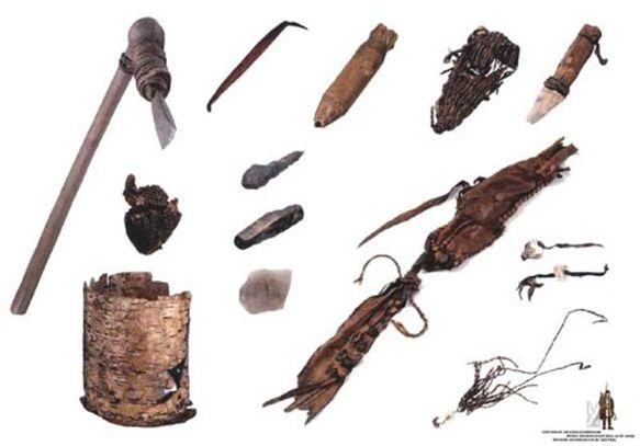 La mummia di Similaun