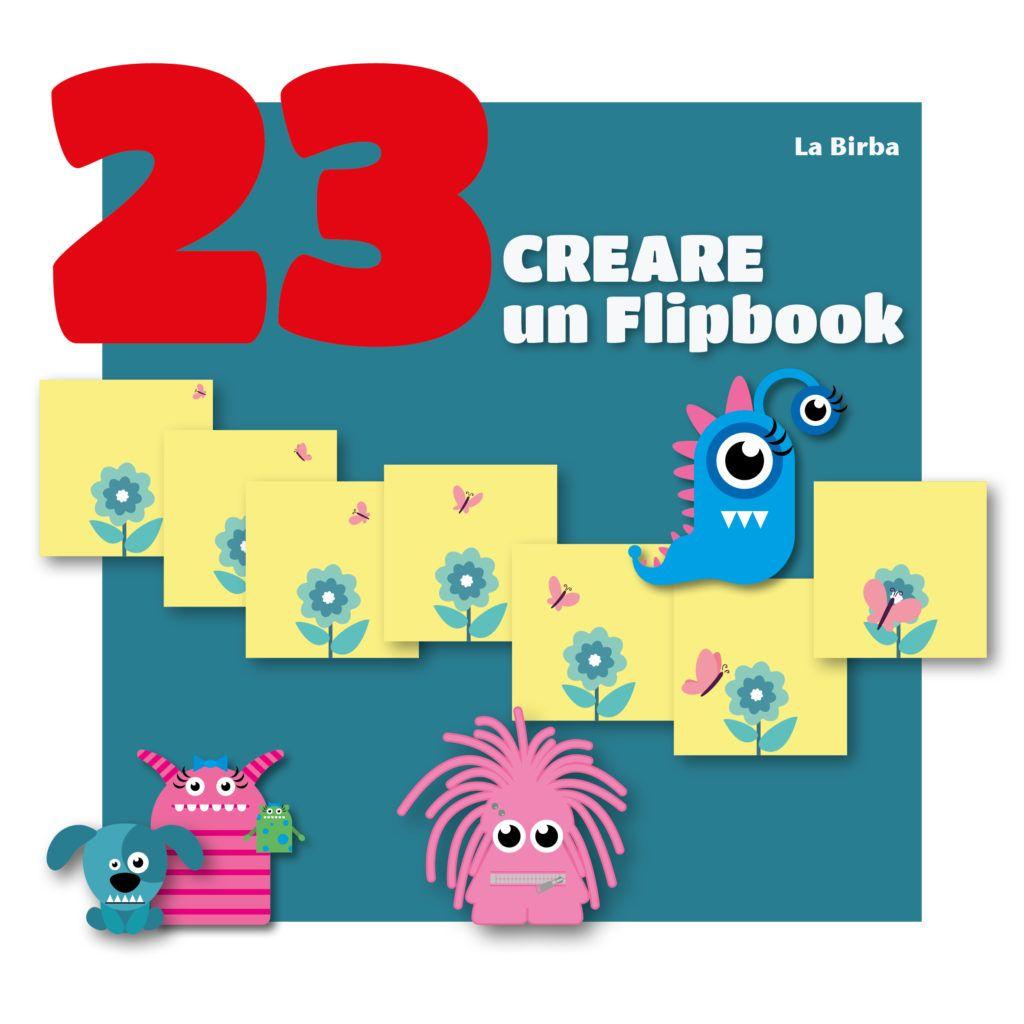 CREARE un Flipbook
