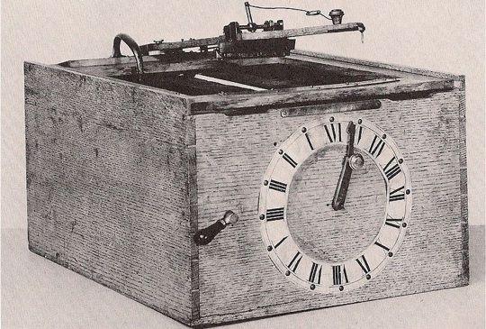 La prima macchina da scrivere