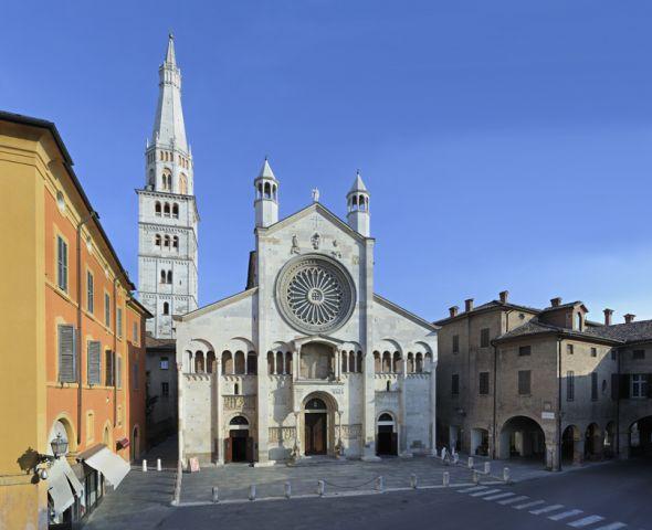 Il Duomo di Modena