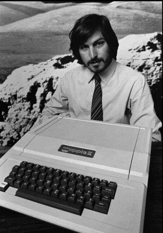 Il 24 febbraio 1955 nasce Steve Jobs