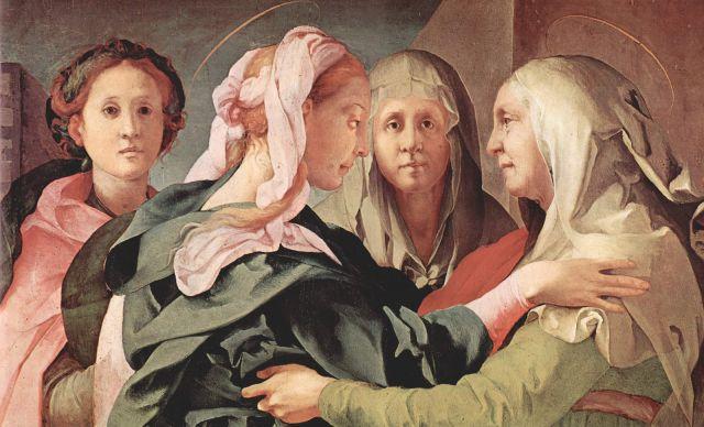 Il 24 maggio 1494 nasce il Pontormo