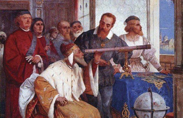 Il telescopio di Galileo