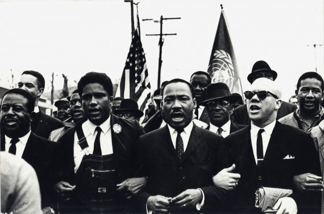 La marcia di MLK