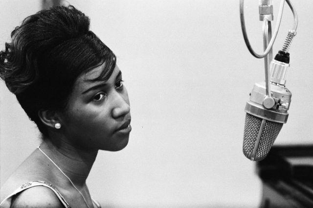 Il 25 marzo 1942 nasce Aretha Franklin