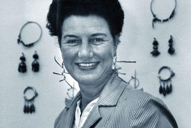 Il 26 agosto 1898 nasce Peggy Guggenheim