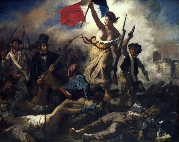 Il 26 aprile 1798 nasce Eugène Delacroix