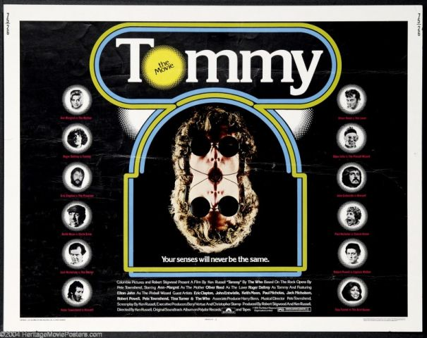 Tommy al cinema