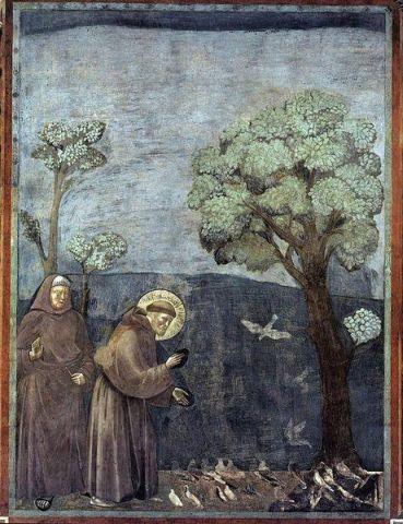 Il 26 settembre 1182 nasce Francesco d'Assisi