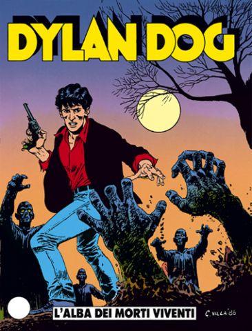 Esce il primo numero di Dylan Dog