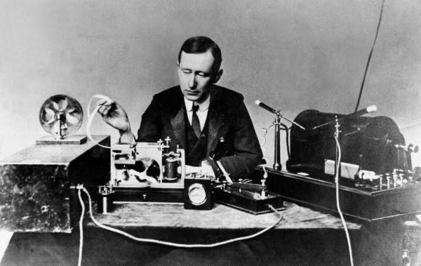 Il collegamento radiotelegrafico internazionale