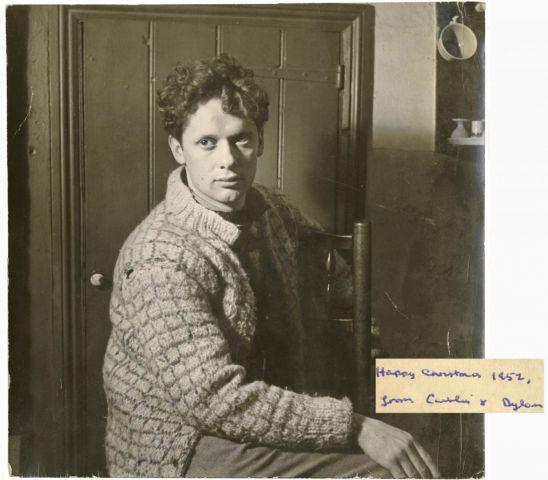 Il 27 ottobre 1914 nasce Dylan Thomas