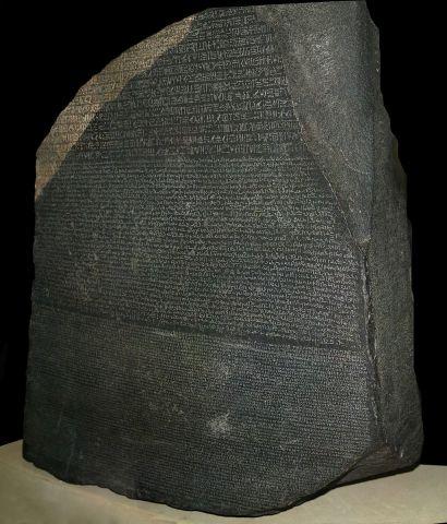 Decifrati i Geroglifici egiziani