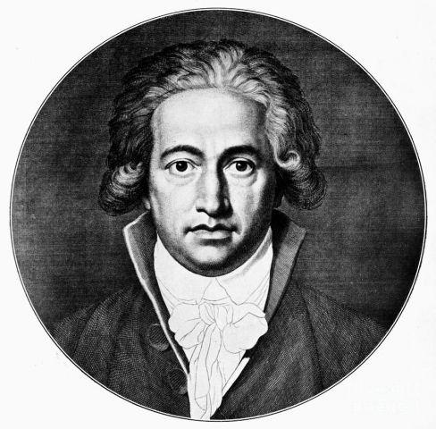 Il 28 agosto 1749 nasce Johann Wolfgang von Goethe
