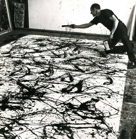 Il 28 gennaio 1912 nasce Jackson Pollock
