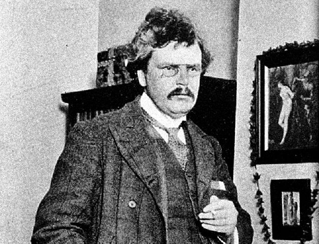 Il 29 maggio 1874 nasce Gilbert Keith Chesterton
