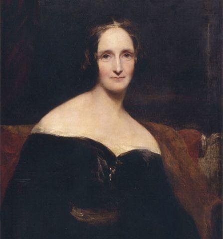 Il 30 agosto 1797 nasce Mary Shelley