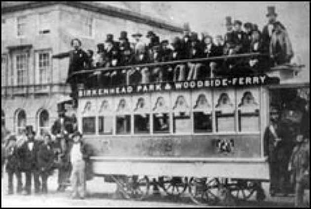 È l'ora del tram!