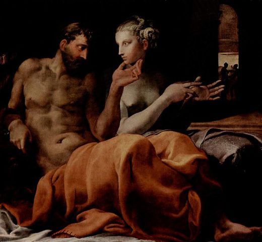 Il 30 aprile 1504 nasce Francesco Primaticcio (il Bologna)