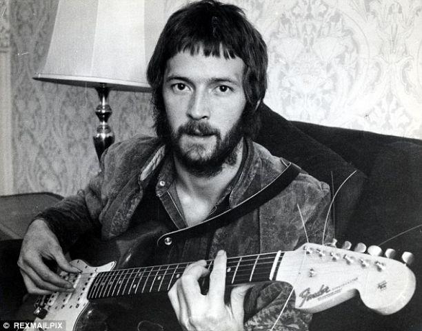 Il 30 marzo 1945 nasce Eric Clapton