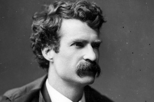 Il 30 novembre 1835 nasce Mark Twain