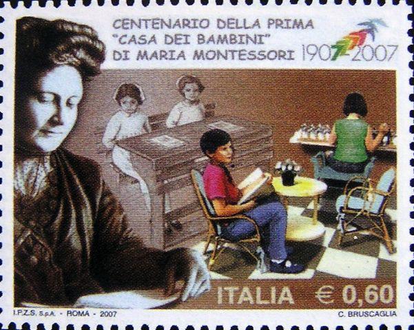 Il 31 agosto 1870 nasce Maria Montessori