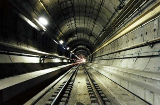Il tunnel della Manica