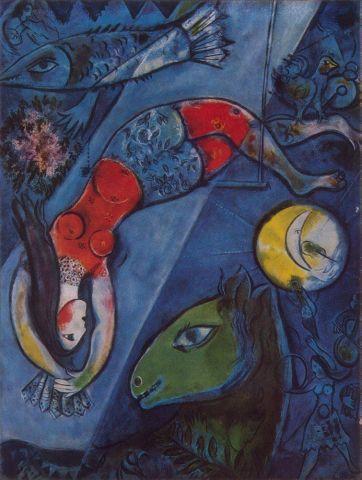 Il 7 luglio 1887 nasce Marc Chagall