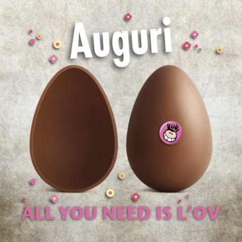 Perché a Pasqua si regalano uova di cioccolato?