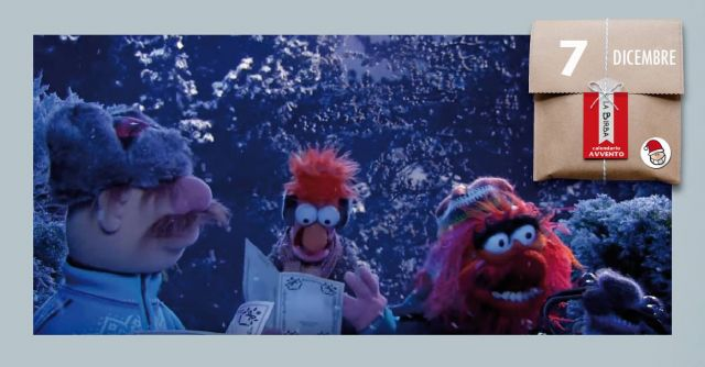 I Muppets in una esilarante interpretazione di Ringing of the Bells