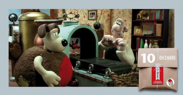 I Biglietti d'Auguri di Wallace & Gromit
